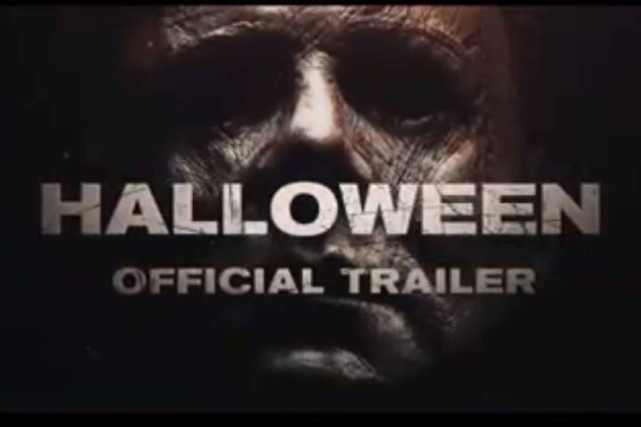 "The first trailer for the new ""Halloween"""