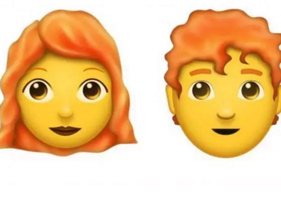 Gingers Finally Have An Emoji! But Where Are The Beards?