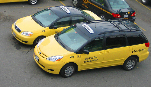 Additional Taxi Fees Possibly Coming