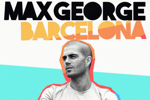 NEW MUSIC: Max George - Barcelona