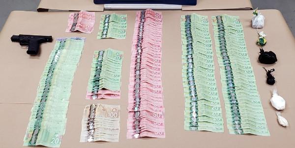 Four Arrested in Fentanyl Drug Bust