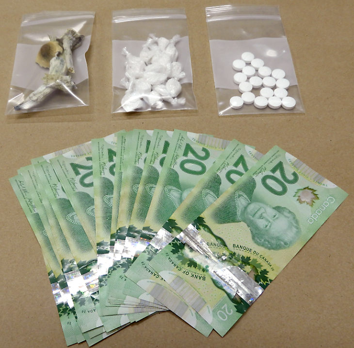 Suspected Drug Dealer Apprehended In Fort McMurray