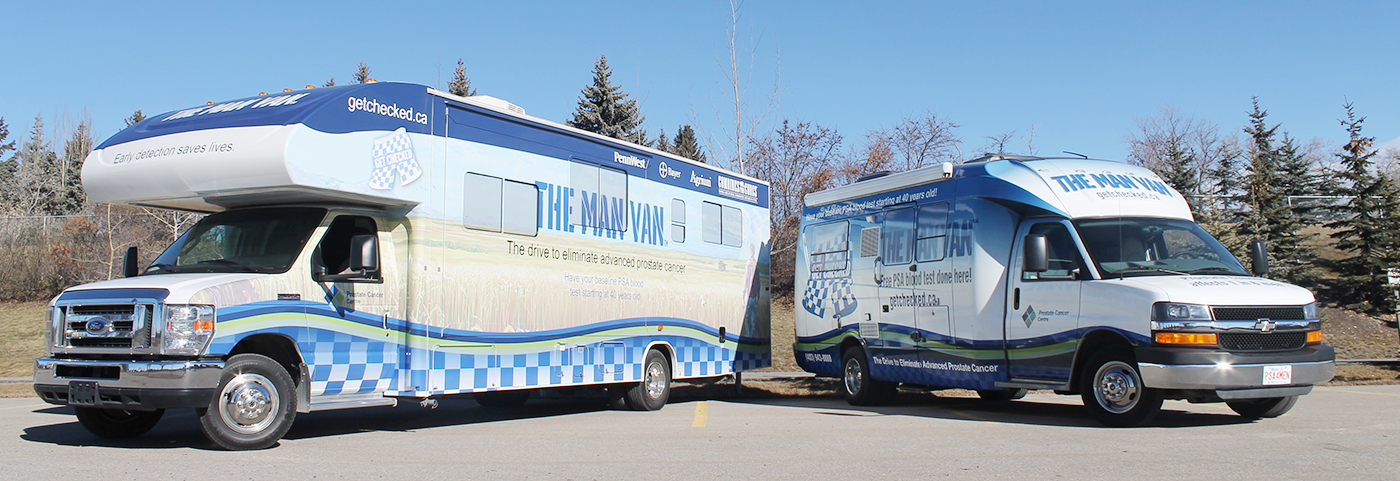 Man Van Set To Visit Fort McMurray To Raise Prostate Cancer Awareness