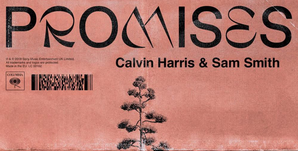 NEW MUSIC: Calvin Harris ft. Sam Smith - Promises