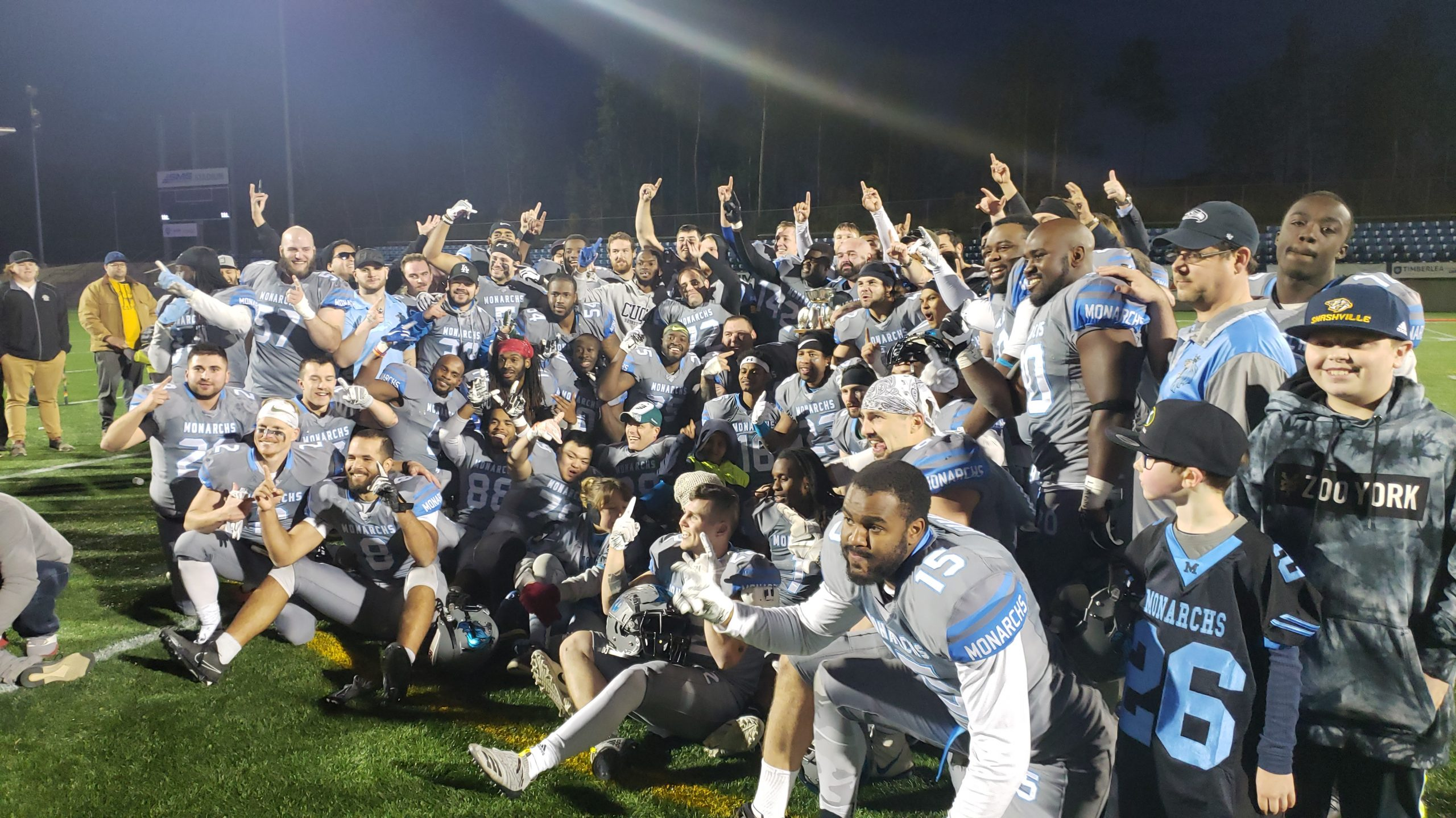 Monarchs Soar In Nailbiter Over GTA All-Stars, Crowned CMFL Champions