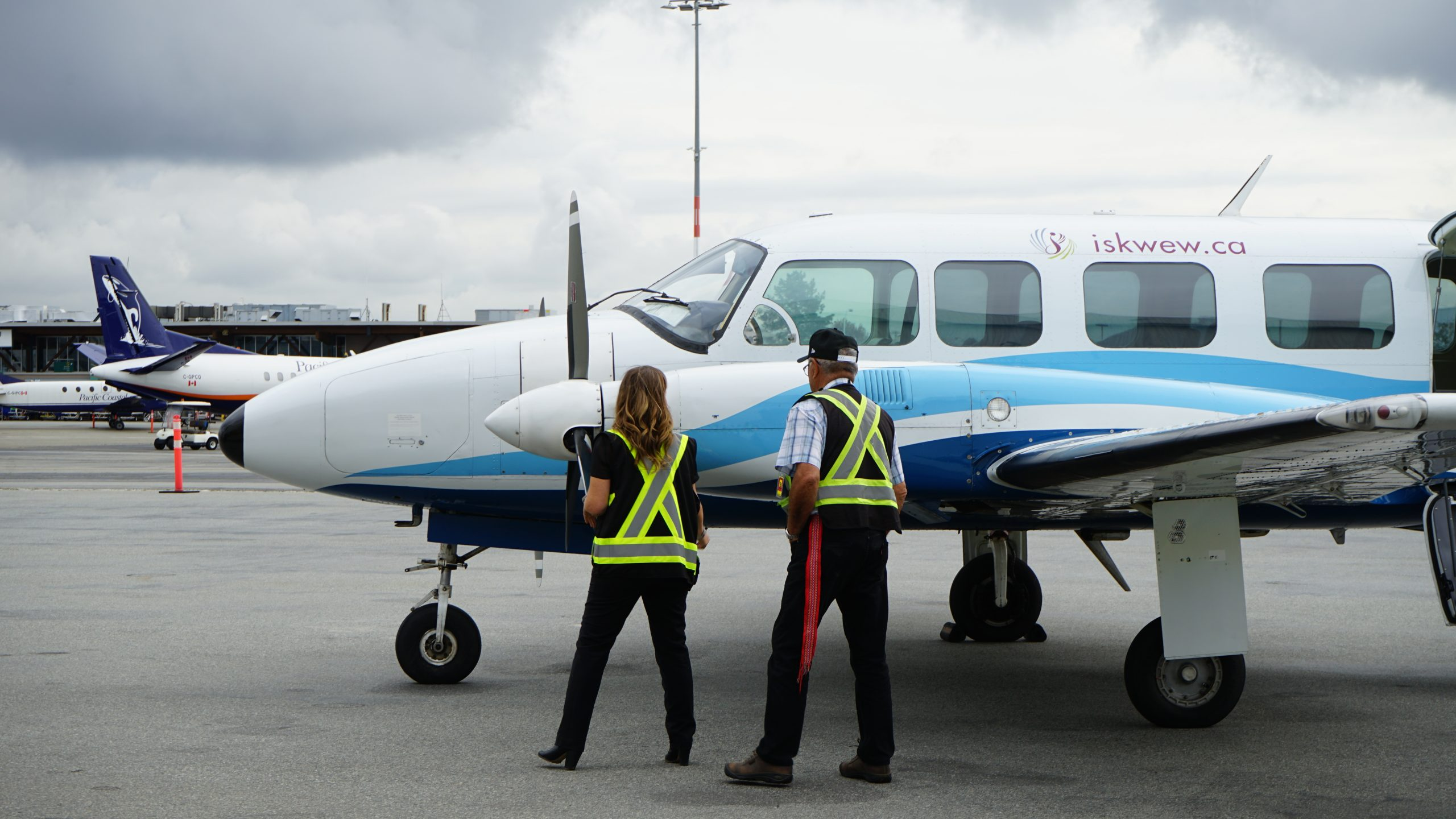 Pilot With Family in Fort Chipewyan Launches First Indigenous Airline