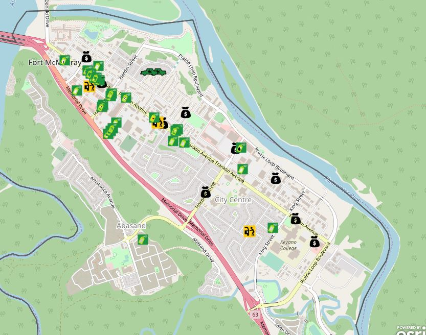 Wood Buffalo RCMP Launch Online Crime Map
