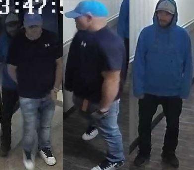 Police Seek Public's Help Finding Robbery Suspects