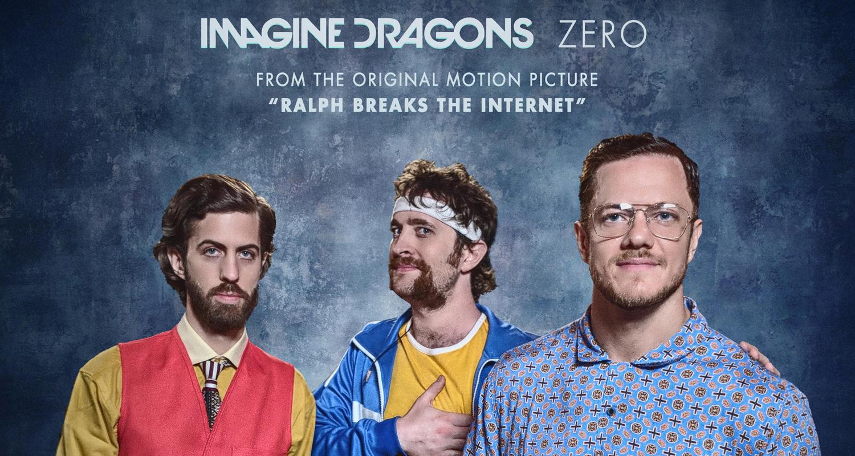 NEW MUSIC: Imagine Dragons - Zero