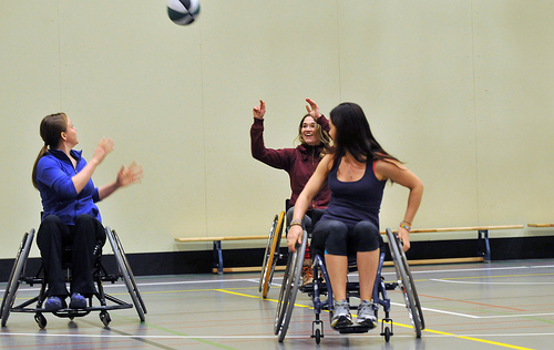 Federal Grant Helping Start Wheelchair Sport Programming in Fort McMurray