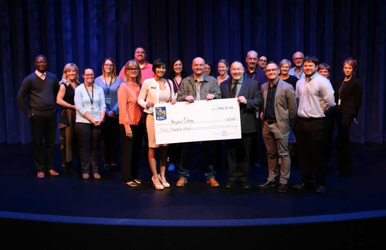Keyano Theatre Gets $30K Donation From RBC