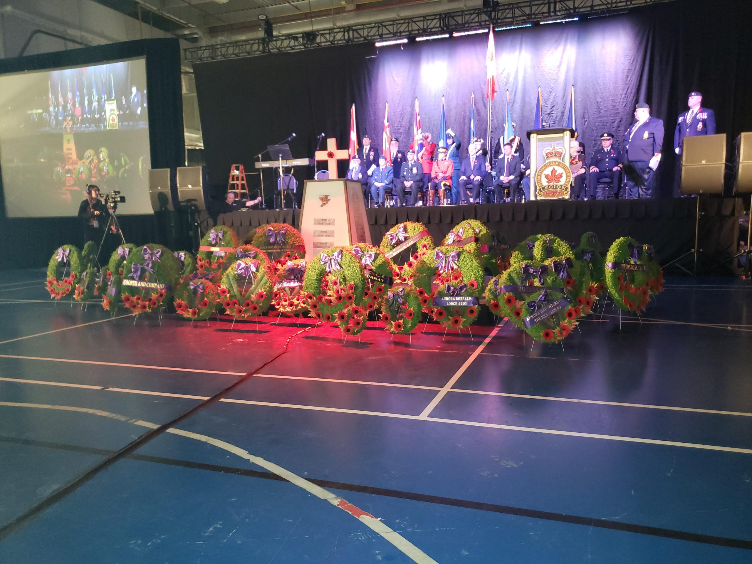 RMWB Celebrates 100th Anniversary Of Remembrance Day