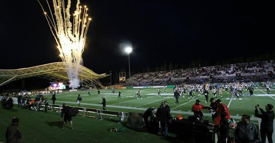 Alberta High School Football Championships Being Held in Fort McMurray