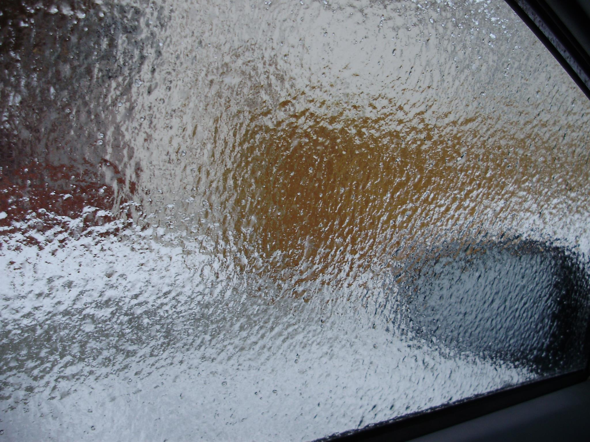 Environment Canada Issues Freezing Rain Warning For RMWB