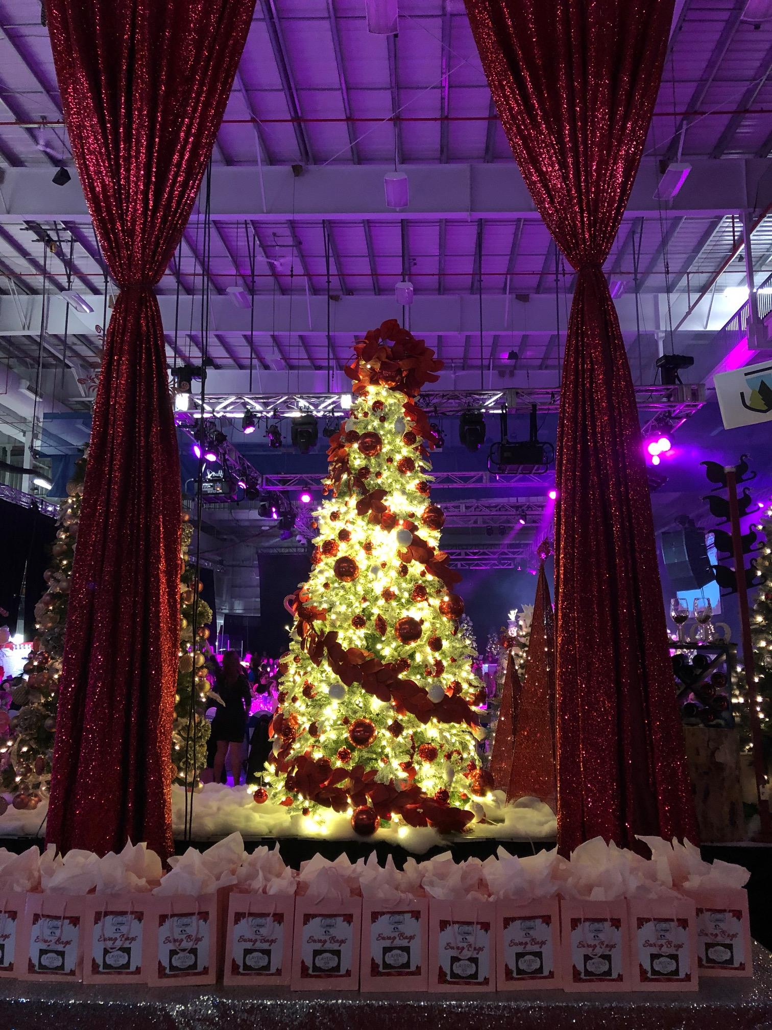 NLHF Festival of Trees Gala Raises $640K