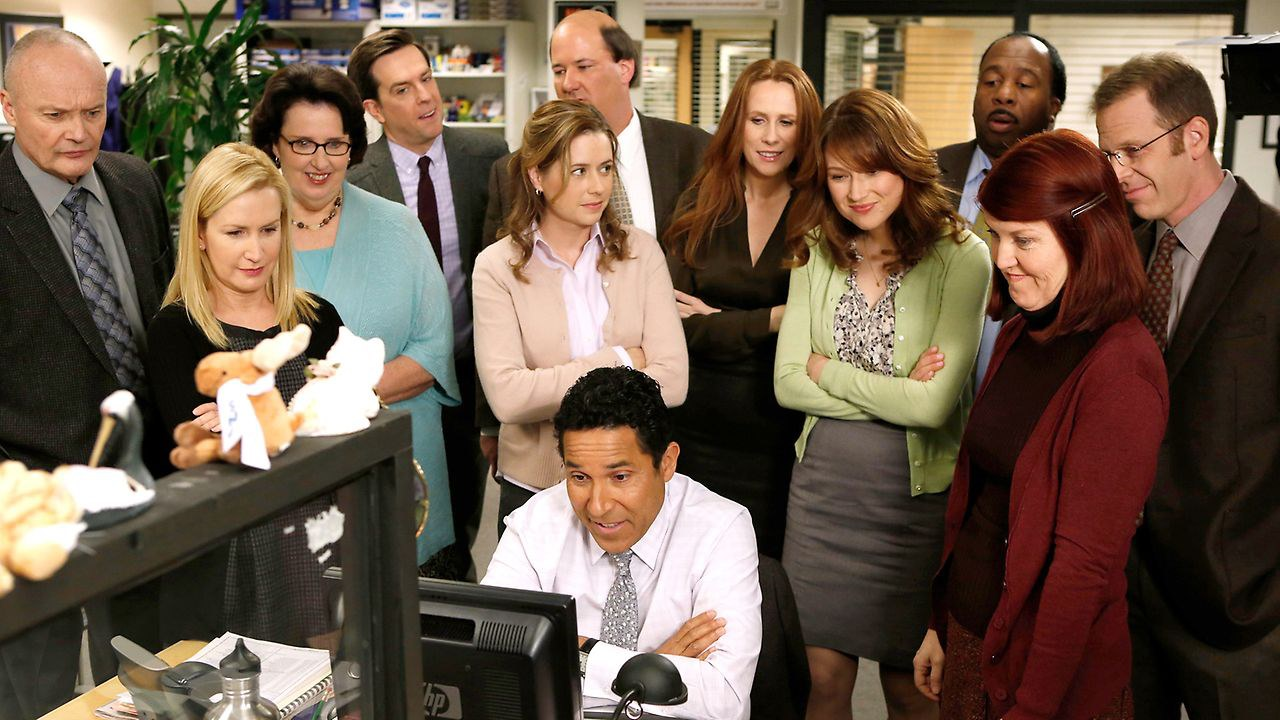 "The ""Office"" Cast Just Had The Ultimate Reunion!!!"