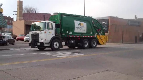 Garbage Pickup Days Changing For Nearly 2,000 Homes