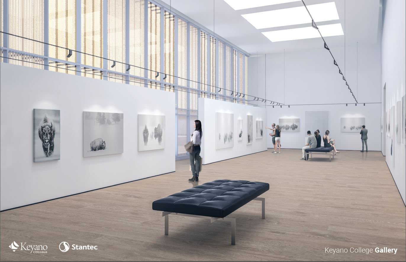 Keyano Unveils Concept Drawings For Proposed Art Gallery Mix 103 7,Chase Credit Card Designs