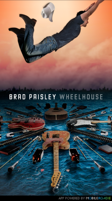 Evan's App Reviews: Brad Paisley App