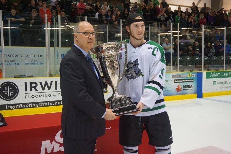 Portage Terriers capture 2nd straight MJHL Turnbull Cup Title