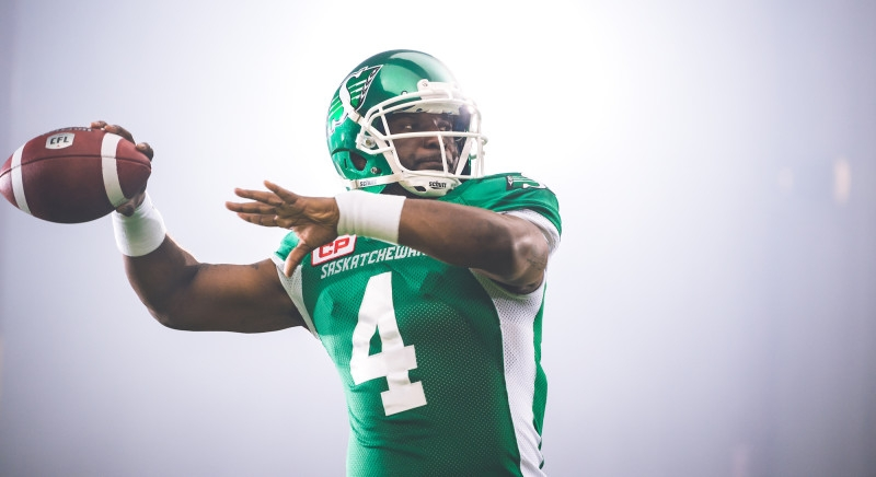 Riders unveil New Uniforms for 2016 CFL season