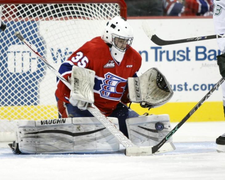 Swan River's Petersen dealt to Everett (WHL)