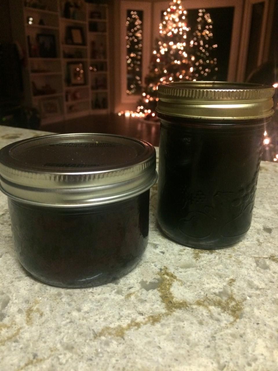 Beet Pickles & Grape Beet Jelly