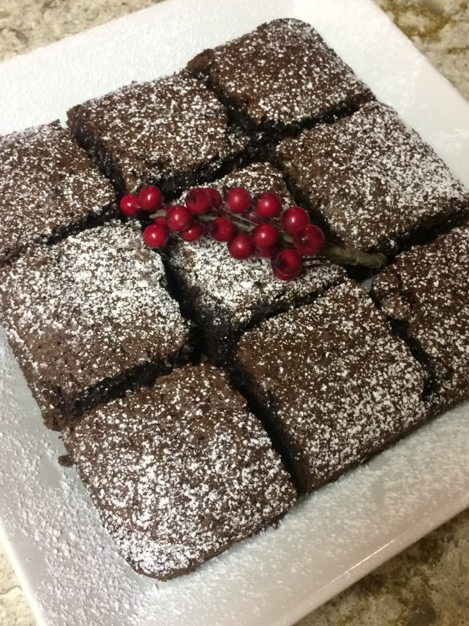 School Day Brownies