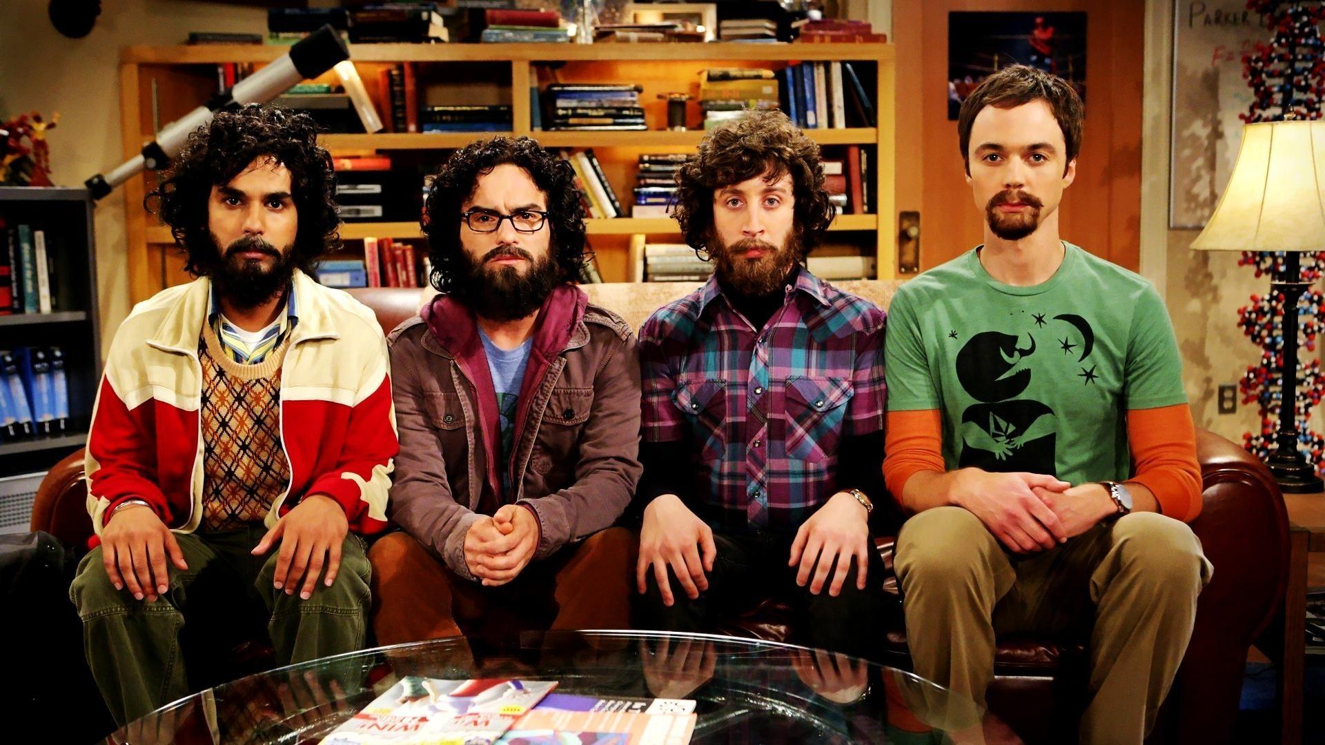 The GX94 Morning Show and the Big Bang Theory