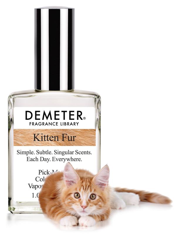 Kitten Fur Perfume