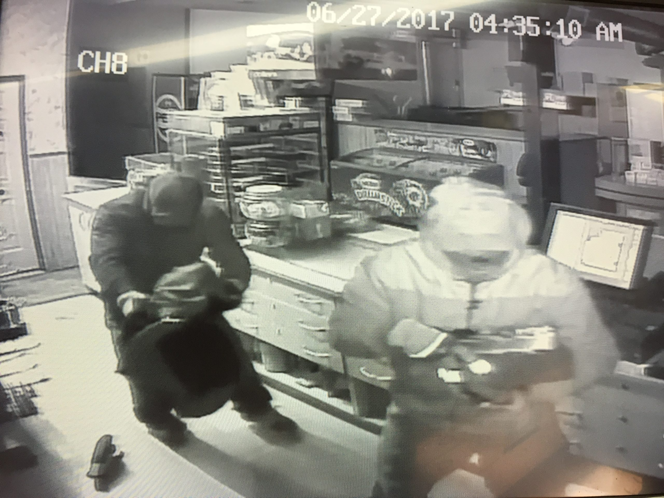 Punnichy RCMP Tracking Down Theives After Report Of Break, Enter, and Theft at Raymore Business