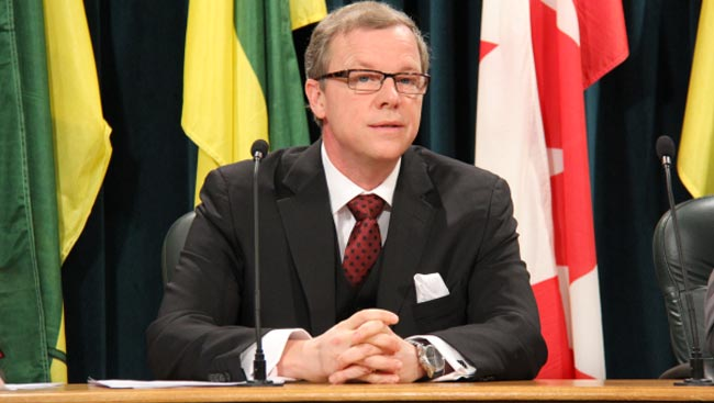 Brad Wall Calls It Quits