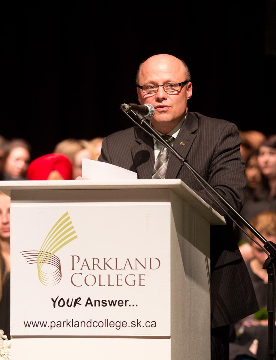 Parkland College President Dwayne Reeve Resigning Effective July 31