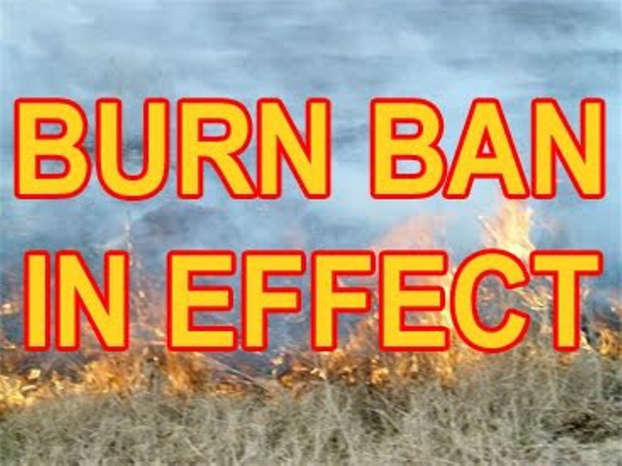 Here's The Updated List Of Fire Bans