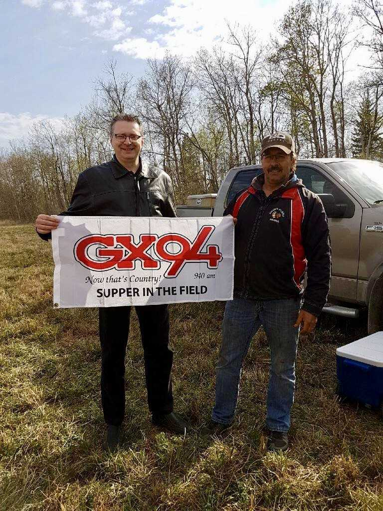 Week 2 of GX94 Supper In The Field.