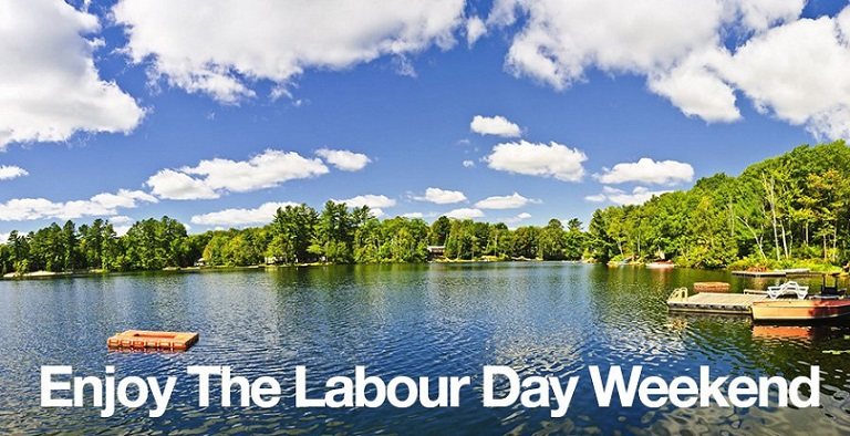 The Labour Day long weekend is here!