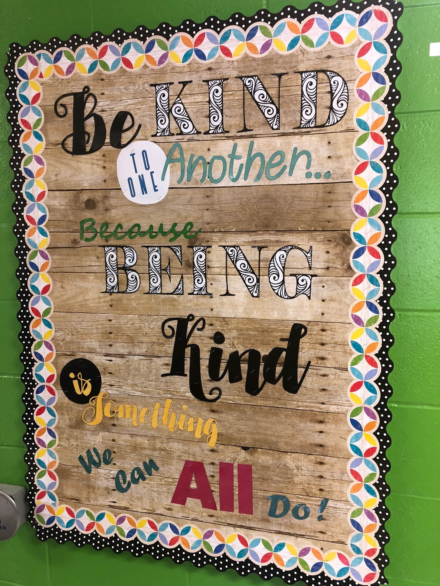 "Prairie Valley School Division Encouraging Students and Staff to ""Be Kind to One Another"""