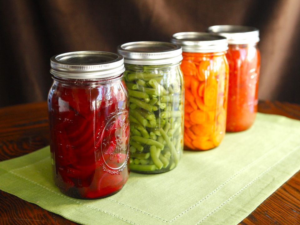 Canning Ideas!