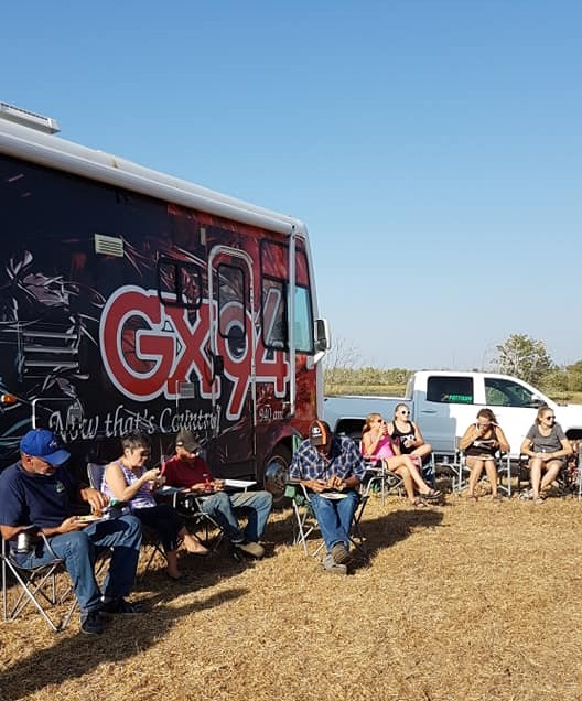 Another successful fall edition of GX94 Supper in the Field!