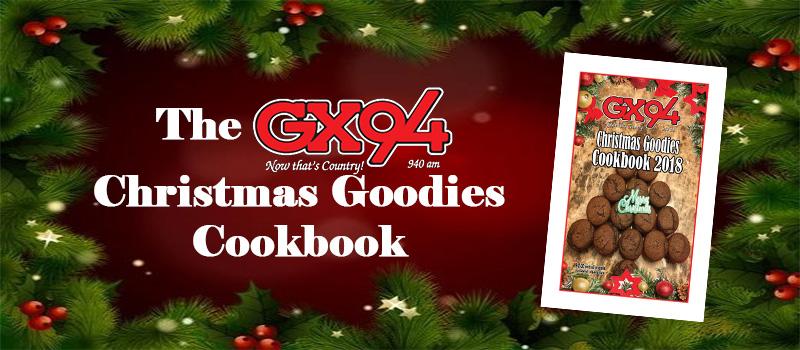 christmas goodies cookbooks - Country Christmas Radio