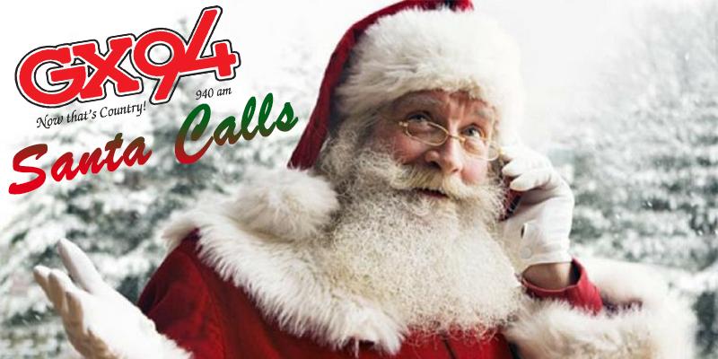 GX94 Santa Calls