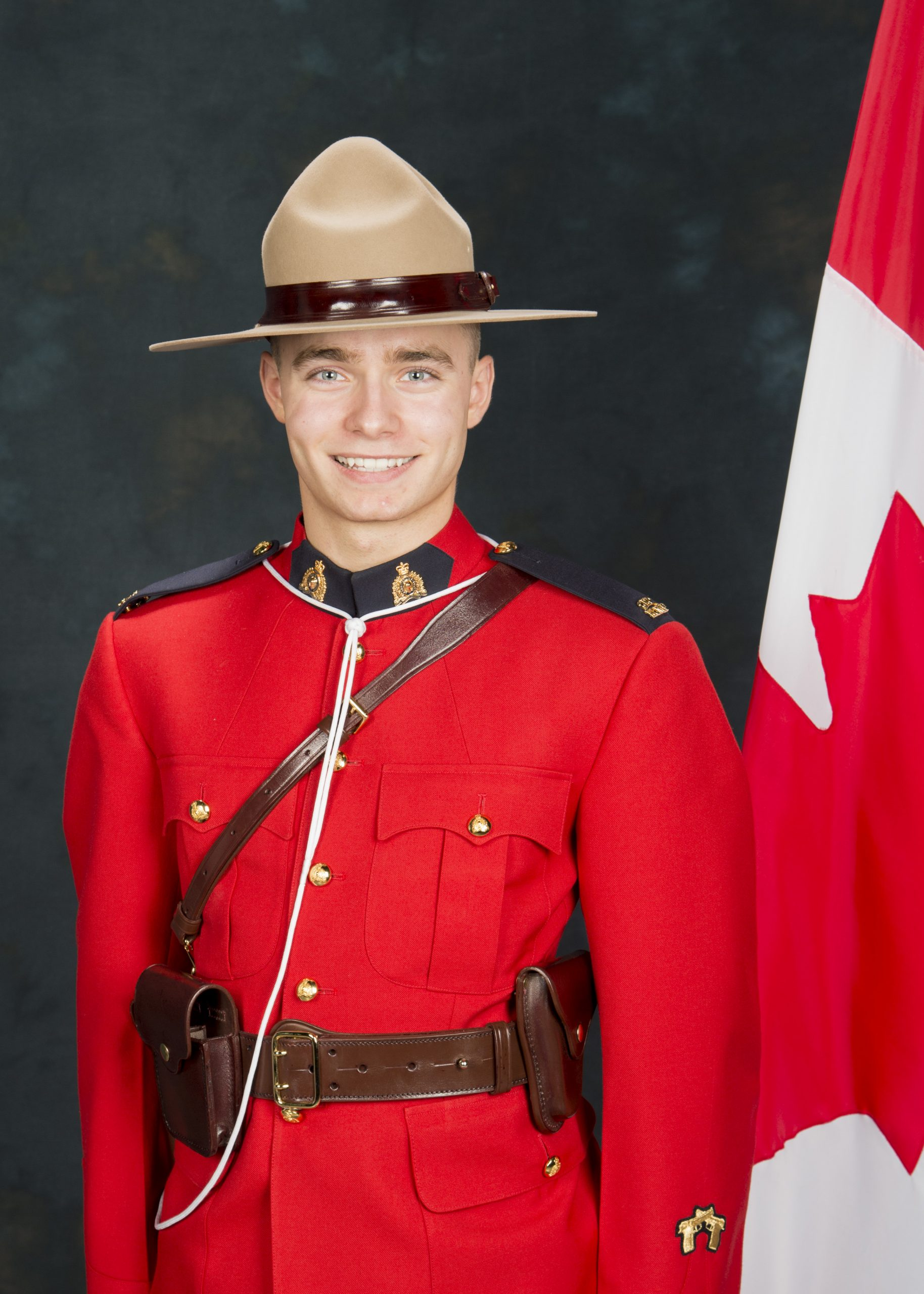 Flags Flying at Half-Mast at All Sask. RCMP Detachments to Honour Constable Shelby Patton, Who Died While On-Duty