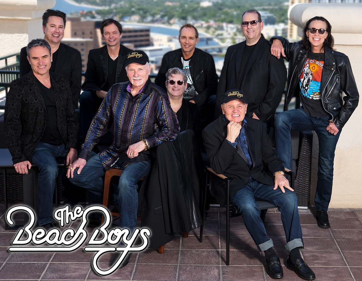 Win Tickets to The Beach Boys at K-Days