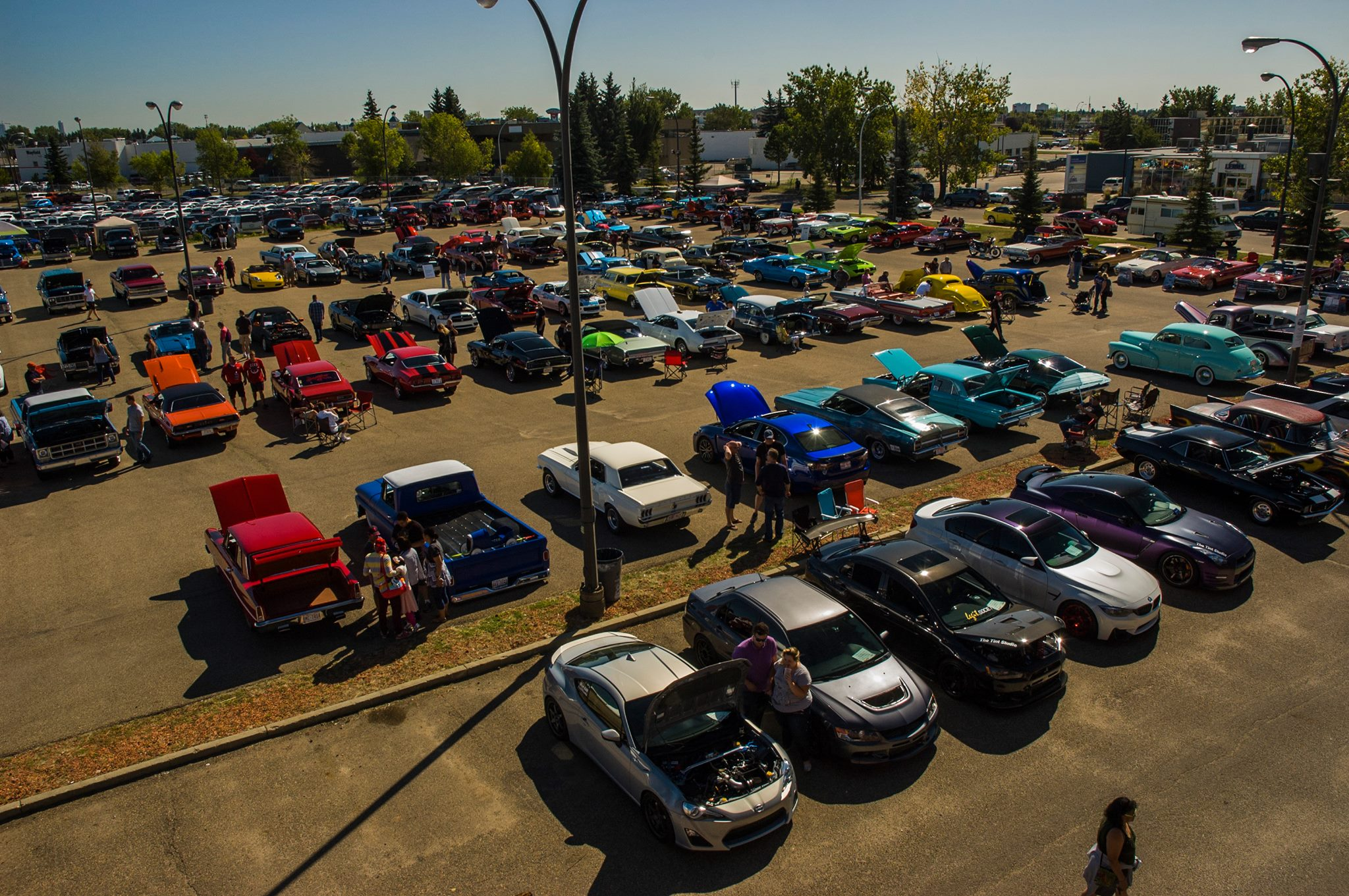 Partsource Th Annual Car Show Up - Car show giveaways