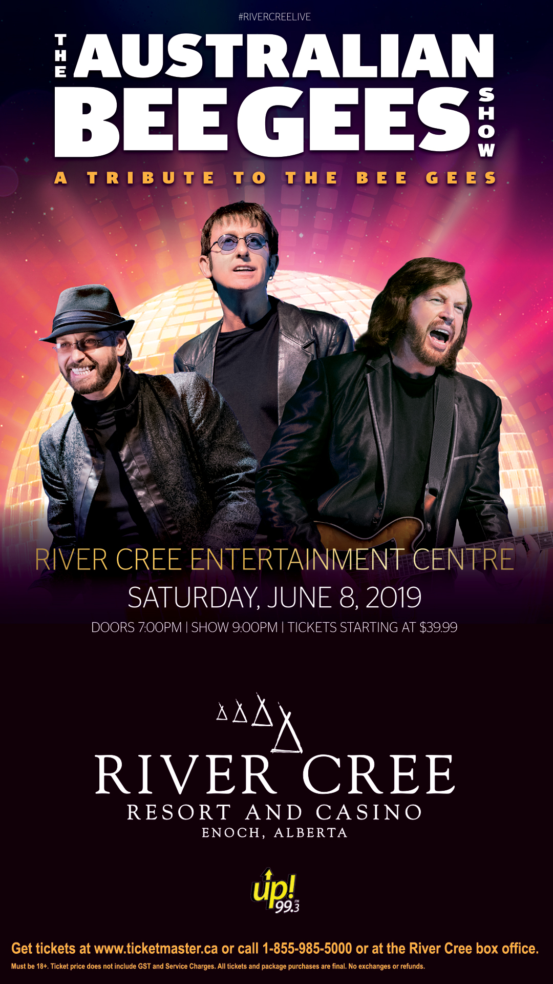 Win Tickets to The Australian Bee Gees Show