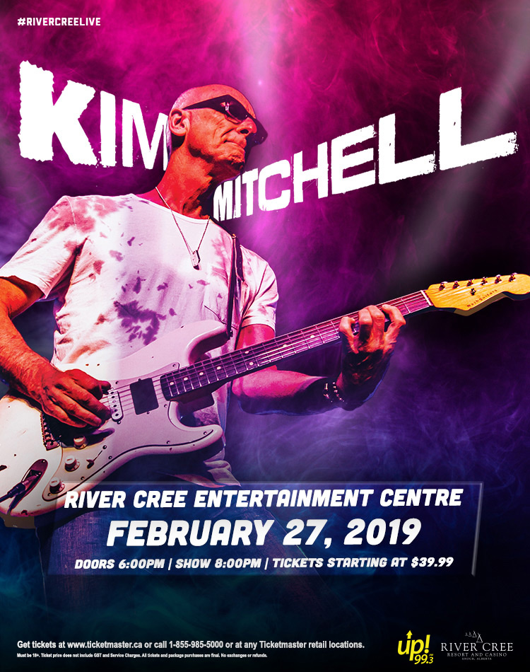 Win Tickets to Kim Mitchell
