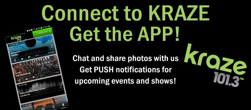 Feature: http://www.kraze1013.com/download-the-app/