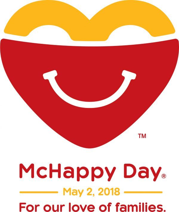 McHappy Day is back!