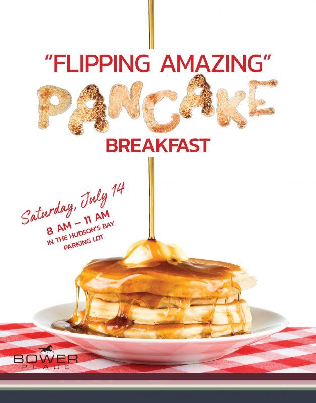 "Bower Place ""Flipping Amazing"" Pancake Breakfast"