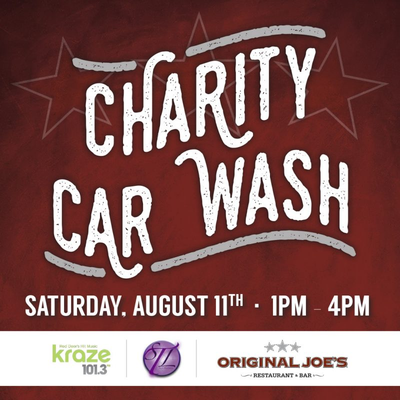 Original Joe's Charity Car Wash